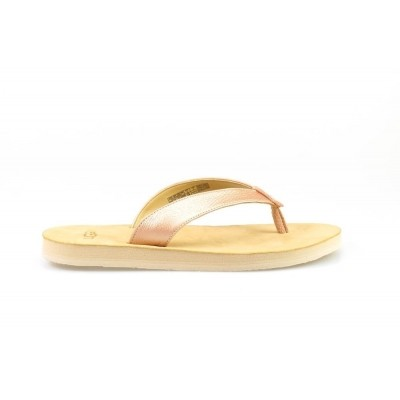 Foto van UGG TAWNEY METALLIC ROSE GOLD - SLIPPER