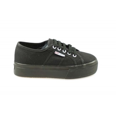 SUPERGA ACOTW FULL BLACK - SNEAKER