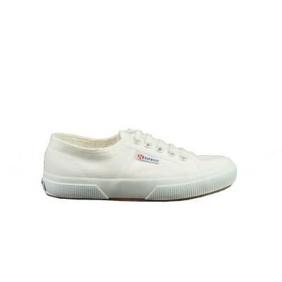SUPERGA 2750 COTU CLASSIC WHITE AVORIO - SNEAKER