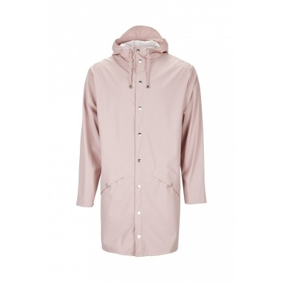 Foto van RAINS LONG JACKET ROSE - REGENJAS
