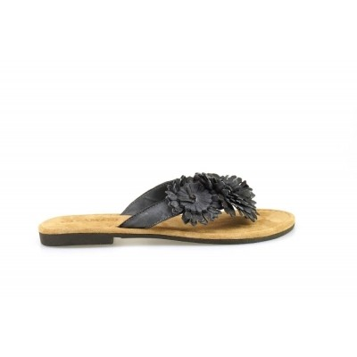 LAZAMANI 33631 BLACK 151 - SLIPPER
