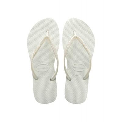 HAVAIANAS SLIM WHITE - SLIPPER
