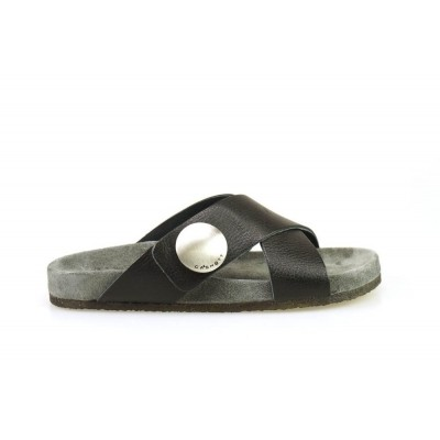 CA'SHOTT 17112 BLACK TOMCAT - SLIPPER