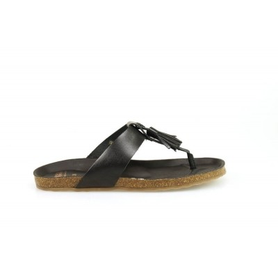 Foto van FRED DE LA BRETONIERE 170010023 BLACK - SLIPPER