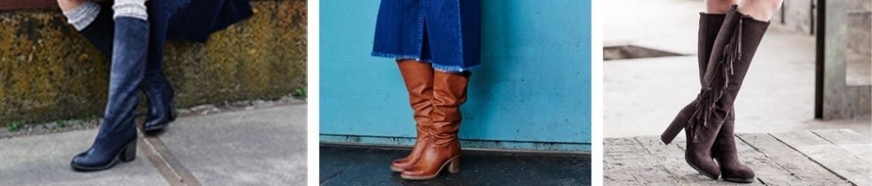 lange dames laarzen