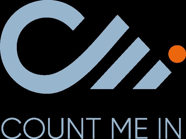 logo van Count Me In
