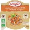 Afbeelding van Babybio Mon petit plat lam groenten