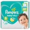 Afbeelding van Pampers Baby dry S6 valuepack