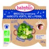 Afbeelding van Babybio Mon petit plat broccoli princessenbonen rijst