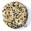 Afbeelding van Steengoed Platte stenen jaspis dalmatier