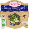 Afbeelding van Babybio Mon ptit plat slaap lekker menu gr groente rijst