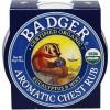 Afbeelding van Badger Mini aromatic chest rub