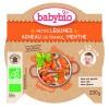 Afbeelding van Babybio Mon petit plat groente lam
