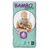 Bambo Babyluier maxi 4 7-18 kilogram