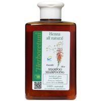 Herboretum Henna all natural shampoo blond