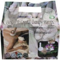 Alive Herbal & crystal therapy stamps