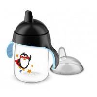 Avent Tuitbeker pinguin 18 maand+ zwart
