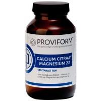 Proviform Calcium magnesium citraat 2:1