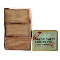 Aleppo Soap Co Aleppo zeep 20% laurier 200 gram
