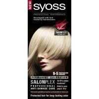 Syoss Color baseline 9-5 frozen pearl blonde haarverf