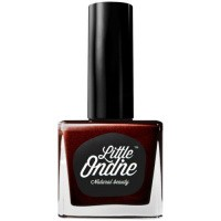 Little Ondine Nagellak enchanting metallic dark red