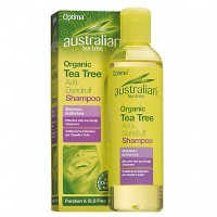 Optima Australian tea tree anti-roos shampoo
