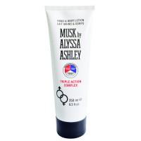 Alyssa Ashley Musk hand & body triple action lotion