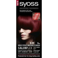Syoss Color baseline 5-22 London red