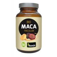 Hanoju Maca powder tricolor 500 mg organic