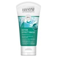 Lavera Mask detox effect algae