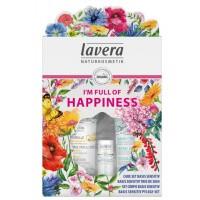 Lavera Geschenkset/giftset full of happiness