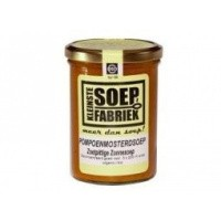 Kleinstesoepfabr Pompoen mosterd soep