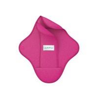 Ladypad Wasbaar maandverband pad & liner fuchsia maat S