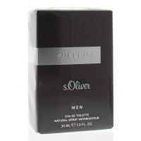 S Oliver Man superior eau de toilette spray