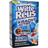 Witte Reus WC tabs kracht actief
