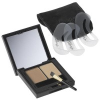 Christian Faye Eyebrow make up duo brown