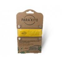 Parakito Armband geel met 2 tabletten