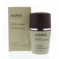 Ahava Men deodorant dead sea minerals