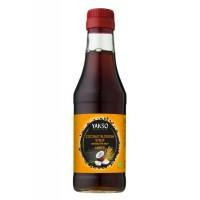 Yakso Kokosbloesemsiroop amber