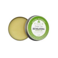 Ben & Anna Natural deodorant creme persian lime
