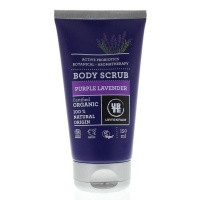 Urtekram Body scrub purple lavendel