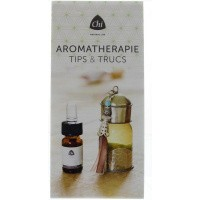CHI Brochure over aromatherapie