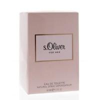 S Oliver For her eau de toilette spray