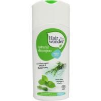 Hairwonder Natural shampoo every day