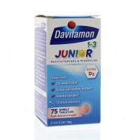 Davitamon Junior 1+ smelttablet