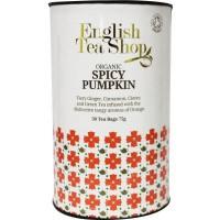 English Tea Shop Spicy pumpkin paper can