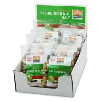 Mattisson Sacha inchi noten snack zout 35 gram