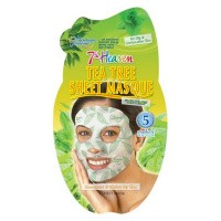 Montagne 7th Heaven gezichtsmasker tea tree sheet