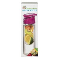 Fresh Flavor Water bottle roze
