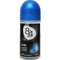 8X4 Deodorant roller musk
